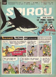 Extrait de (Recueil) Spirou (Album du journal) -80- Spirou album du journal