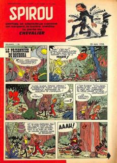 Extrait de (Recueil) Spirou (Album du journal) -67- Spirou album du journal