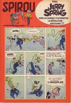 Extrait de (Recueil) Spirou (Album du journal) -54- Spirou album du journal