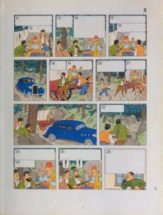 Extrait de Tintin - Divers -J1- Jouons avec Tintin en Syldavie