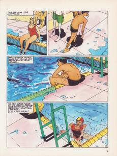 Extrait de La piscine de Micheville - Tome 1
