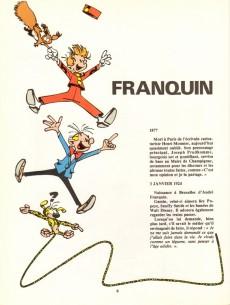 Extrait de (AUT) Franquin -4- Livre d'or Franquin