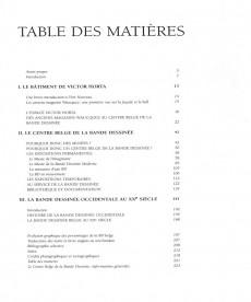 Extrait de (Catalogues) Musées - Le Centre belge de la bande dessinée