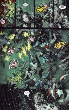 Extrait de Captain America (100% Marvel) -2- Mère patrie