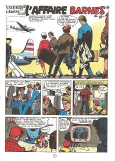 Extrait de Valhardi (Série récente) -48a- L'affaire Barnes