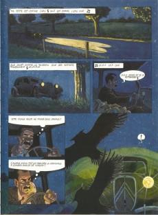 Extrait de L'homme au bigos (Les Enquêtes du commissaire Raffini) -8- Les eaux mortes