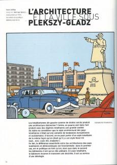 Extrait de Tintin - Divers - Tintin et la ville