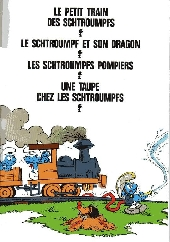 Extrait de Les schtroumpfs -15- L'Étrange Réveil du Schtroumpf paresseux