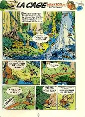 Extrait de Spirou et Fantasio -24ES- Tembo Tabou