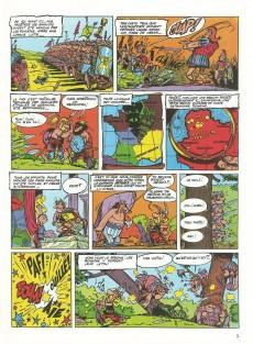 Extrait de Astérix -1c79- Astérix le gaulois