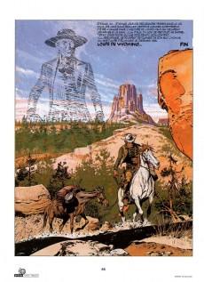 Extrait de Comanche -3c1980- Les loups du Wyoming