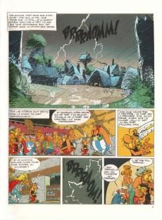 Extrait de Astérix -19b1979- Le devin