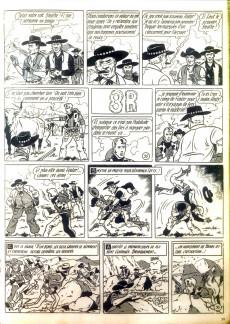 Extrait de Bessy -30- Les sabots battants