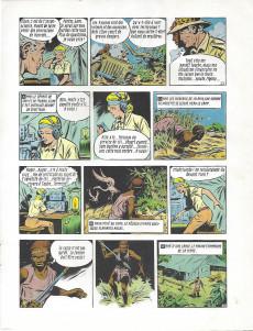 Extrait de Safari (Vandersteen) -1- Mission dangereuse