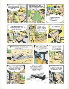 Extrait de Safari (Vandersteen) -3- Etranges alliés