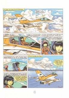 Extrait de Yoko Tsuno -17- Le matin du monde