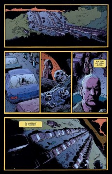 Extrait de Punisher - La Fin (Marvel Graphic Novels) - La Fin
