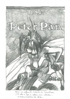 Extrait de Peter Pan (Loisel) -6TT- Destins