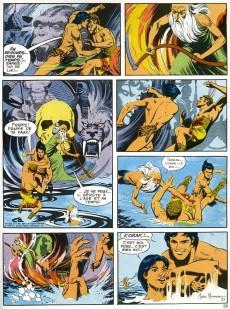 Extrait de Tarzan (7e Série - Sagédition) (Appel de la Jungle) -3- Les voleurs de temps