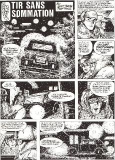 Extrait de Tommy Banco -3- Tir sans sommation