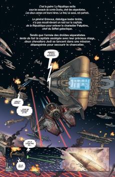Extrait de Star Wars -3- Épisode III - La revanche des Sith