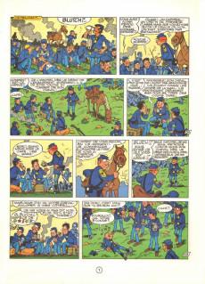 Extrait de Les tuniques Bleues -21- Les cinq salopards
