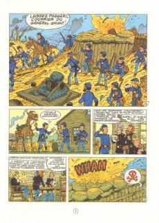 Extrait de Les tuniques Bleues -22- Des bleus et des dentelles