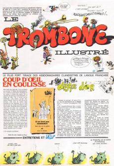 Extrait de Le trombone Illustré - Le trombone illustré