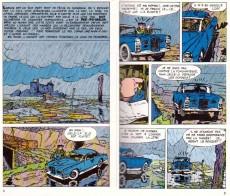 Extrait de Gil Jourdan -3Poch- La voiture immergée