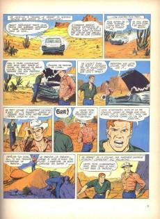Extrait de Bob Morane 2 (Dargaud) -7- La vallée des crotales