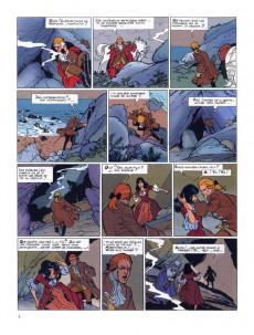 Extrait de Le chevalier de Saint-Clair -2- Quand l'Atalante reviendra suivi de Le Brigand et de En garde, Chevalier !