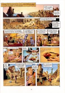 Extrait de Les conquérants de Troy -1- Exil à Port-Fleuri