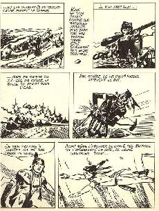 Extrait de Sergent Kirk (Sagédition) -5- Le tonnerre rouge