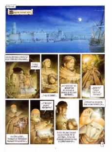 Extrait de La conjuration d'opale -1- Le Serment