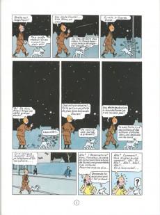 Extrait de Tintin (Fac-similé couleurs) -10- L'étoile mystérieuse