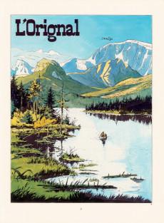 Extrait de Buddy Longway -6'- L'orignal