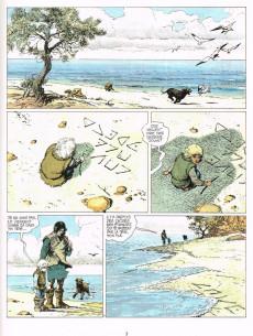 Extrait de Thorgal -8c1998- Alinoë