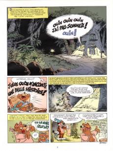 Extrait de Jungle en folie (Les nouvelles aventures de la) -121- Il était une fois le Tuyéti