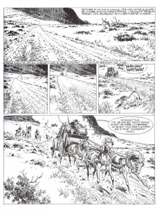 Extrait de Comanche -3TL- Les loups du Wyoming