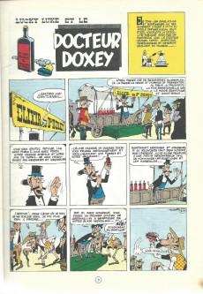 Extrait de Lucky Luke -7c2005- L'élixir du docteur Doxey
