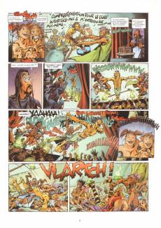 Extrait de Trolls de Troy -8- Rock'N Troll Attitude