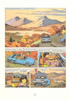 Extrait de Yoko Tsuno -12TT- La proie et l'ombre