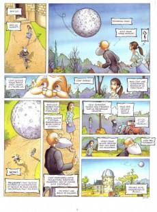 Extrait de La nef des fous -5TL- Le puzzle mystèrieux