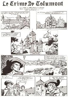 Extrait de Le crime de Tolumont - Tome 1TT
