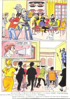 Extrait de Tintin - Pastiches, parodies & pirates -a- La vie sexuelle de Tintin