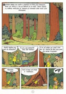Extrait de Jérôme -74- Le géant de la forêt