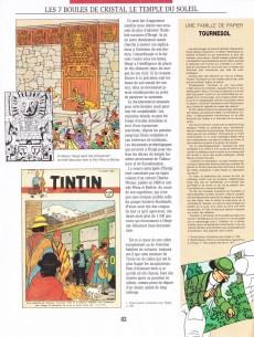 Extrait de (AUT) Hergé -2FL- Tintin et le Monde d'Hergé