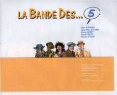 Extrait de La bande des... 5 - La Bande Des... 5