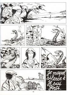 Extrait de Silence - Tome 0a2000