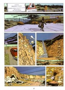Extrait de Zoé et Célestin -2- Mystère sous la falaise